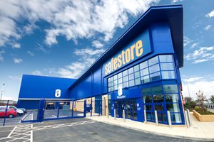 Safestore Self Storage in Staines
