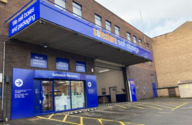 Safestore Self Storage in High Wycombe