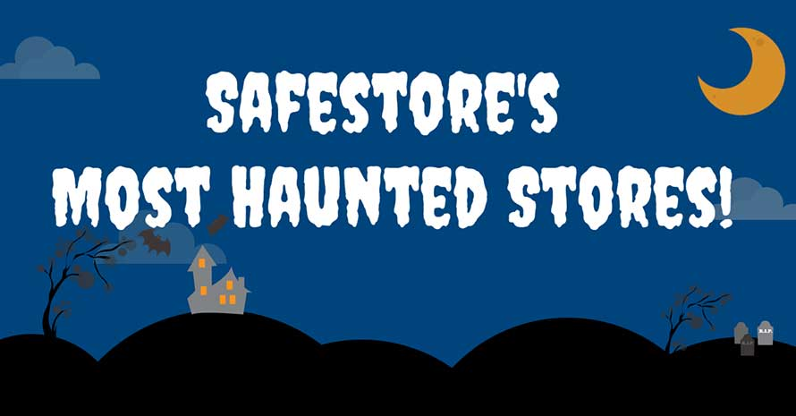 Safestore's Most Haunted Stores