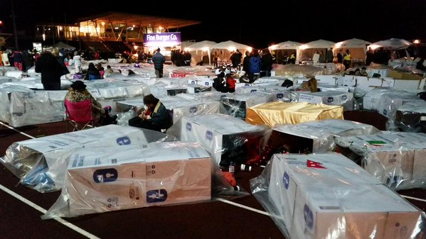 The Big Sleep Out 2015