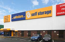 Safestore Self Storage in Oldbury