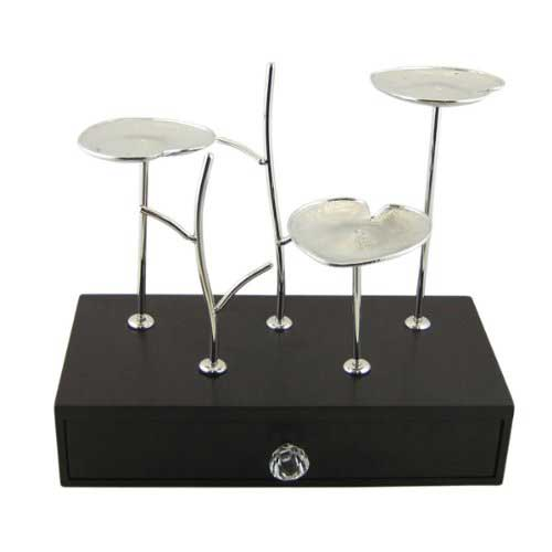 Lotus Pond Jewelry Storage