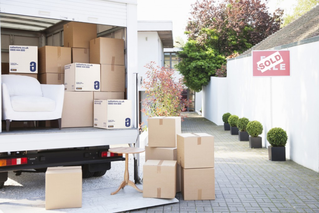 Moving House:  Number One Reason People Store