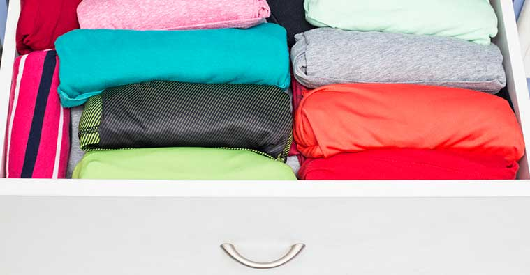 How your self storage unit can help when 'Tidying Up with Marie Kondo'