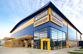 Safestore Self Storage in Bolton