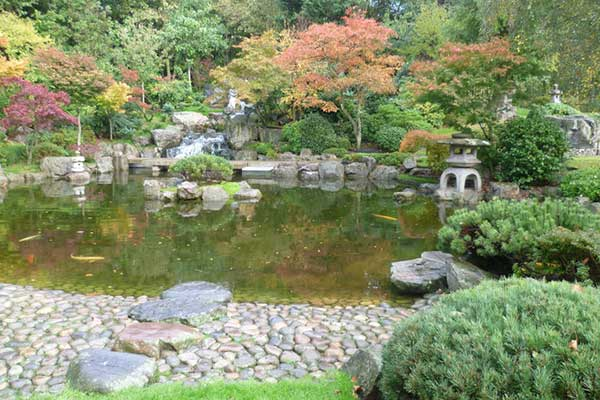 Kyoto Garden in Nottinghill