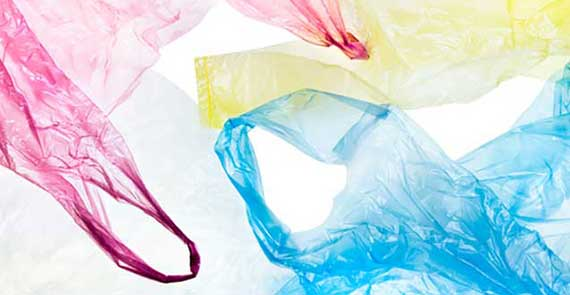 11 ways to reuse plastic bags