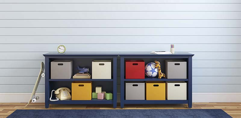 10 Clever Toy Storage Ideas