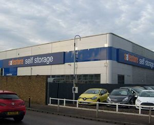 Safestore Self Storage in Harlow