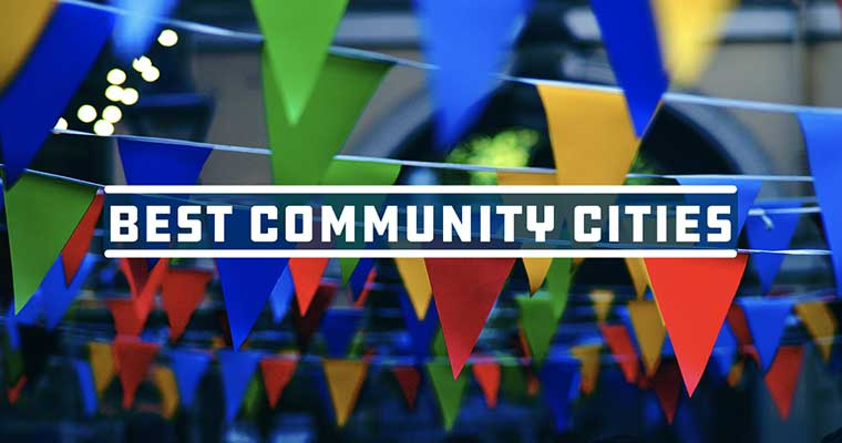 The Best Community Cities