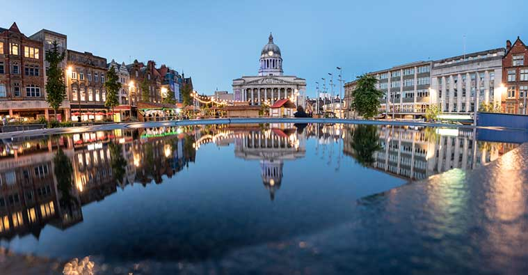 6 Reasons to raise your family in Nottingham