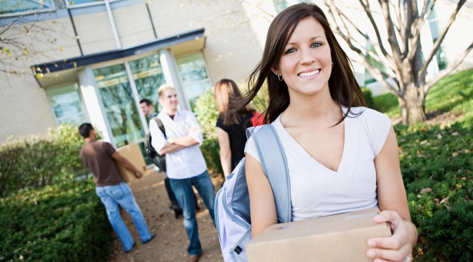 Freshers: Moving from house to halls