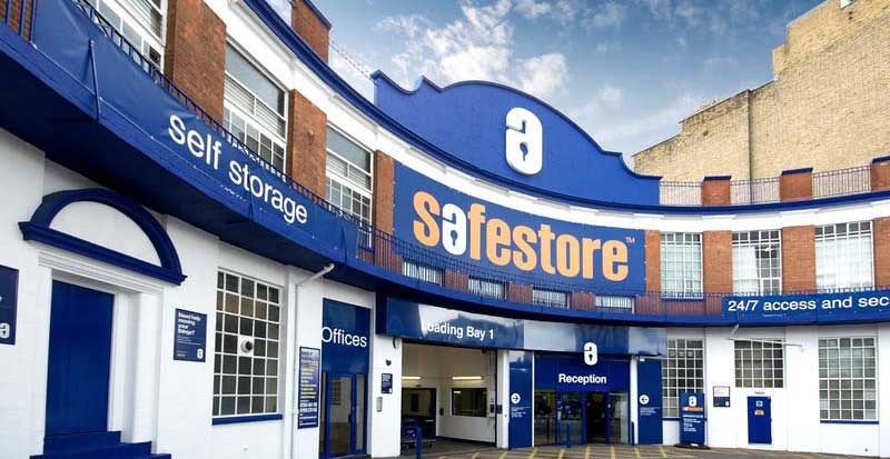 Safestore Pentonville Road Supports Sense for Deafblind People