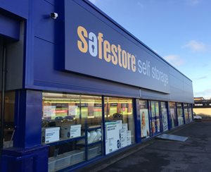 Safestore Self Storage in Leeds Roseville Road
