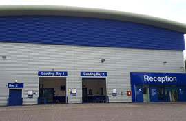 Safestore Self Storage in Bristol Filton