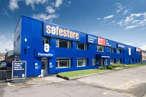 Safestore Self Storage in Orpington