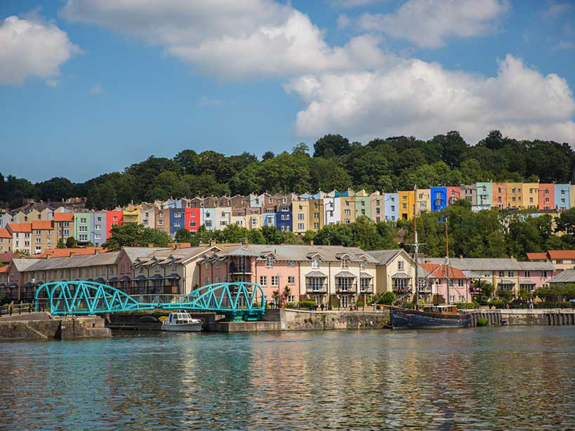 Why you should work and live in Bristol