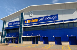 Safestore Self Storage in Charlton
