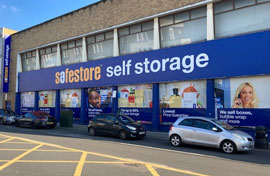 Safestore Self Storage in Ilford
