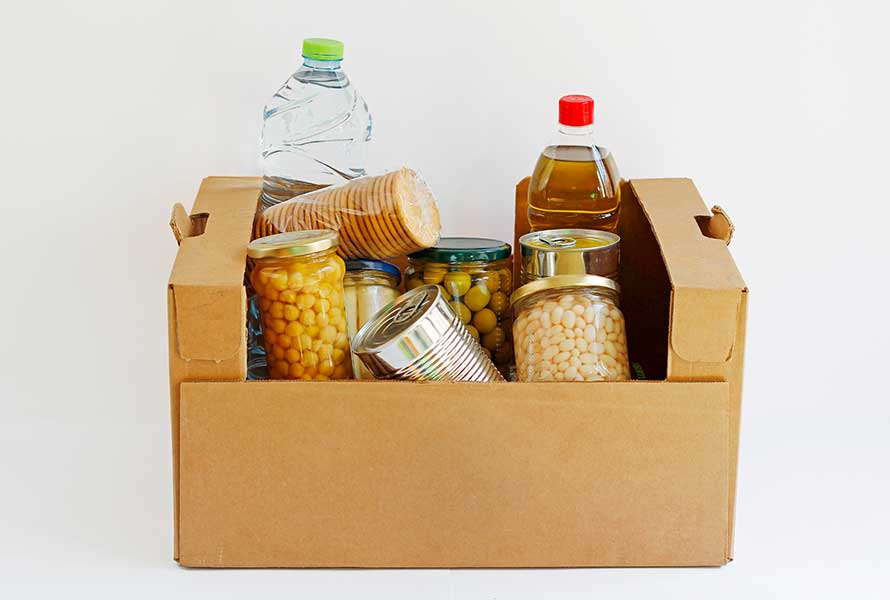 Foodbanks: What to Give