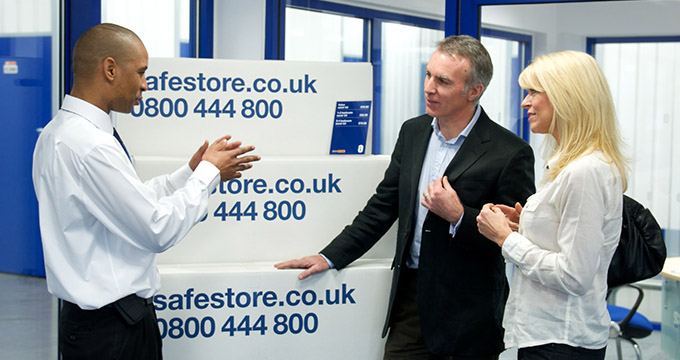 Customer service is at the heart of Safestore