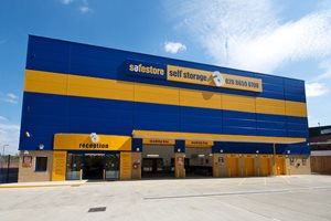 Safestore Self Storage in Crystal Palace