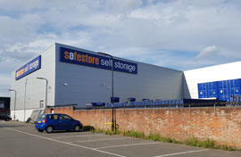 Safestore Self Storage in Southampton Quay