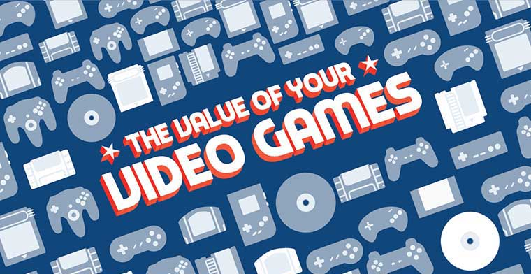 The Value of Your Video Games Now
