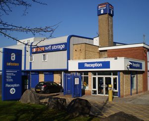 Safestore Self Storage in Bristol Brislington