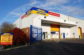 Safestore Self Storage in Edinburgh Gyle