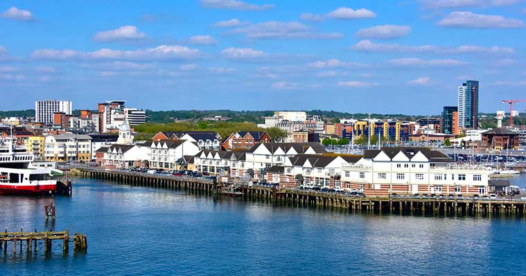 Why Southampton is great for job hunters