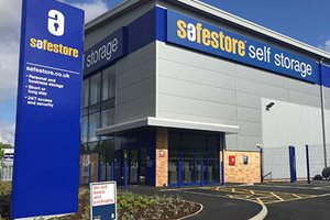 Safestore Self Storage in Mitcham