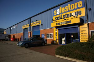 Safestore Self Storage in Stevenage