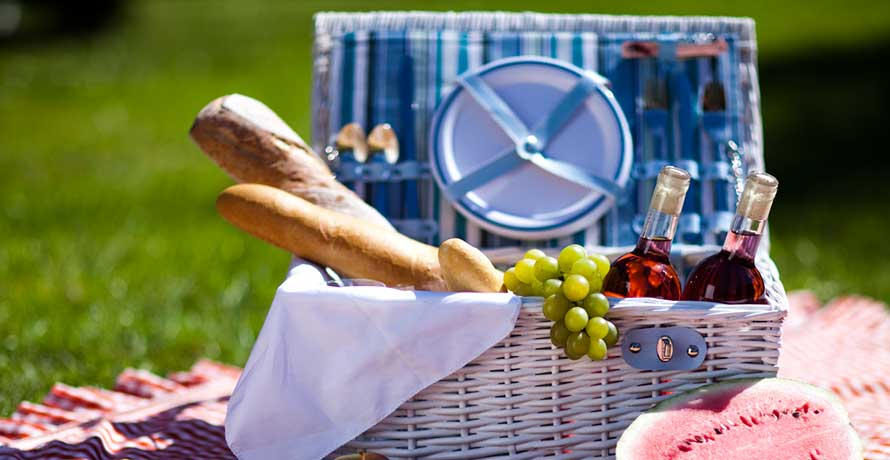 Ultimate Picnic Baskets for National Parks Week 2017