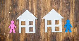 ​Should I buy a new property before my divorce is finalised?