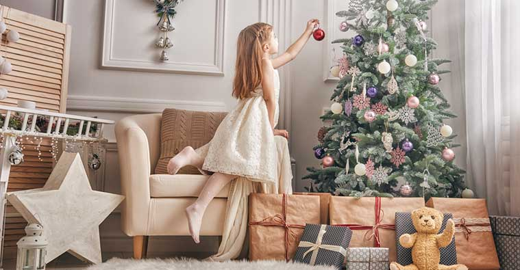 ​How to give your home a festive makeover 2018
