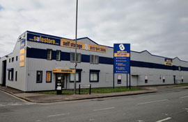 Safestore Self Storage in Bristol Pennywell Road