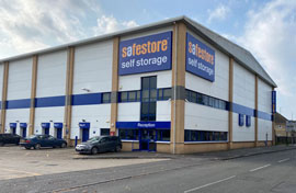 Safestore Self Storage in Feltham (Heathrow)