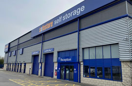 Safestore Self Storage in Newcastle Wallsend