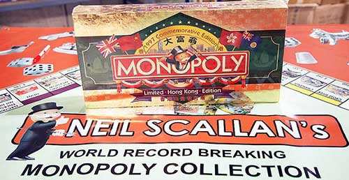 ​Safestore hosted a Monopoly World Record attempt