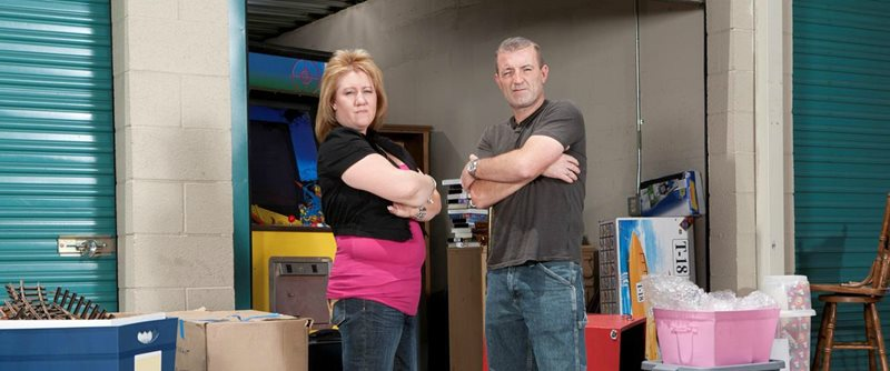 Storage Hunters: Team Brandori