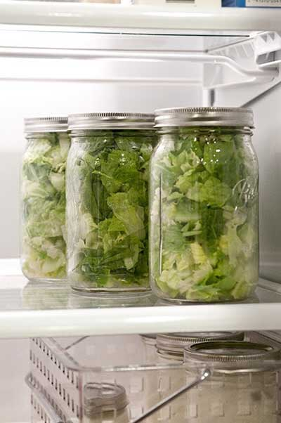 Jars of Lettuce