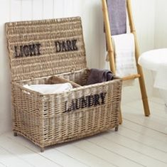 Laundry Basket Sorting Storage