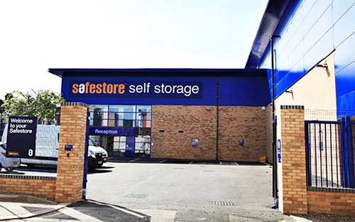 New Safestore Self Storage Facility in Wandsworth