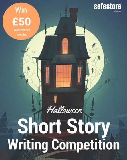 Halloween Short Story Writing Comp
