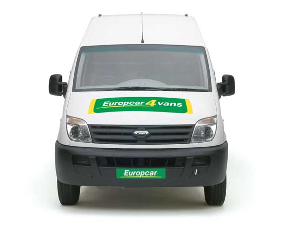 97db6d4913a333 Europcar Van Hire - Preferential rates for Safestore Customers
