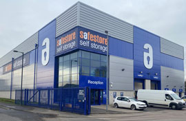 Safestore Self Storage in Glasgow Rutherglen