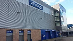 Safestore Self Storage in Glasgow Central