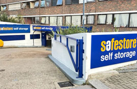Safestore Self Storage in Notting Hill