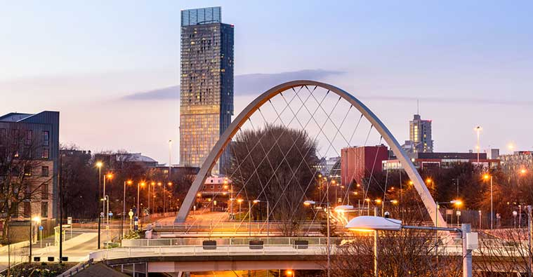 Why move your business to Manchester